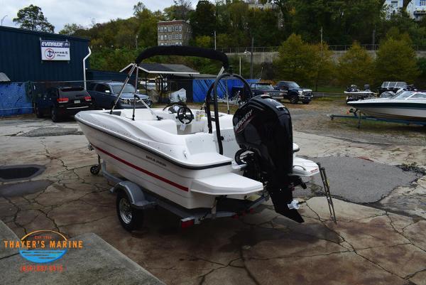 2021 Bayliner boat for sale, model of the boat is Element E16 & Image # 35 of 73
