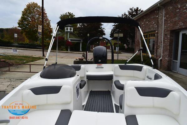 2021 Bayliner boat for sale, model of the boat is Element E16 & Image # 38 of 73