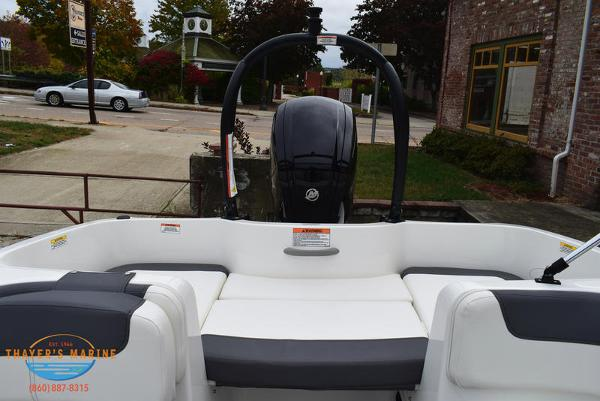 2021 Bayliner boat for sale, model of the boat is Element E16 & Image # 53 of 73