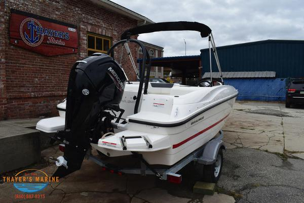 2021 Bayliner boat for sale, model of the boat is Element E16 & Image # 61 of 73