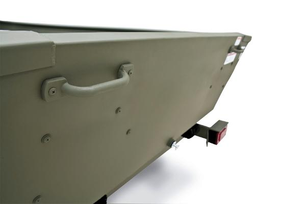 2015 Tracker Boats boat for sale, model of the boat is Topper 1542 LW Riveted Jon & Image # 8 of 12
