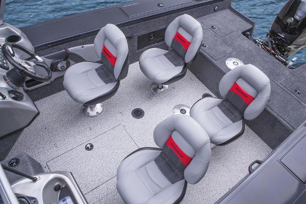 2015 Tracker Boats boat for sale, model of the boat is Targa V-18 WT & Image # 18 of 49
