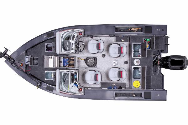 2015 Tracker Boats boat for sale, model of the boat is Targa V-18 WT & Image # 3 of 49