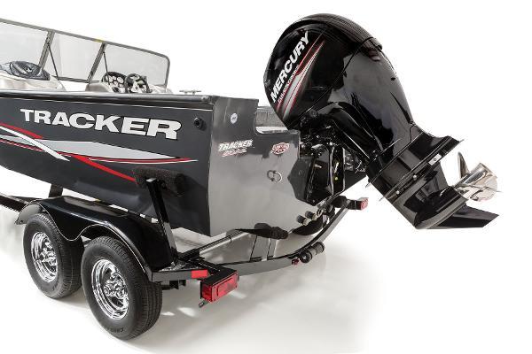 2015 Tracker Boats boat for sale, model of the boat is Targa V-18 WT & Image # 42 of 49