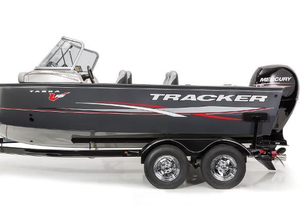 2015 Tracker Boats boat for sale, model of the boat is Targa V-18 WT & Image # 48 of 49