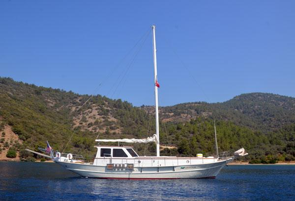 Anatolia Gulet Completely Refitted By Aegean Yacht
