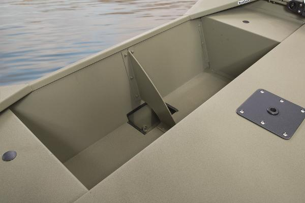2015 Tracker Boats boat for sale, model of the boat is Grizzly 1448 Jon & Image # 5 of 14