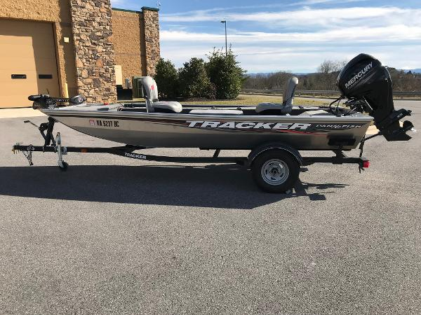 2017 TRACKER BOATS PF16 for sale