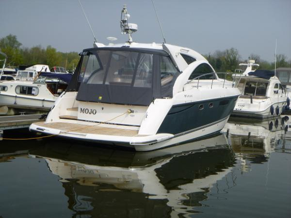 2011 Fairline Targa GT44