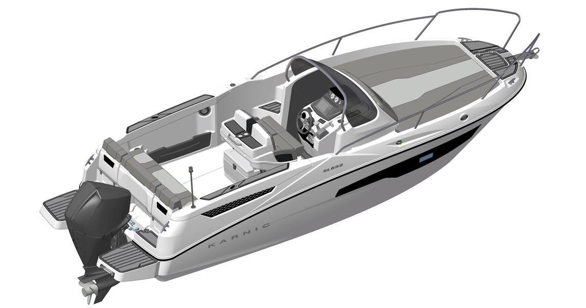 Karnic SL602 (Nuevo)