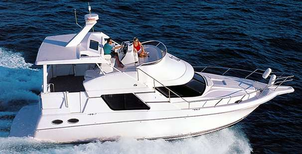 Used silverton 392 motor yachts for sale for Silverton motor yachts for sale