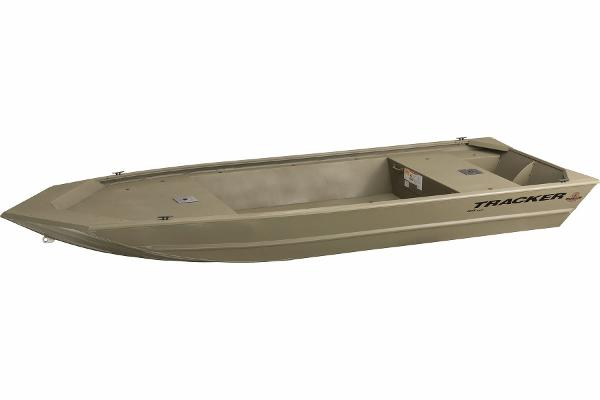 2016 Tracker Boats Grizzly 1648 Mvx Jon