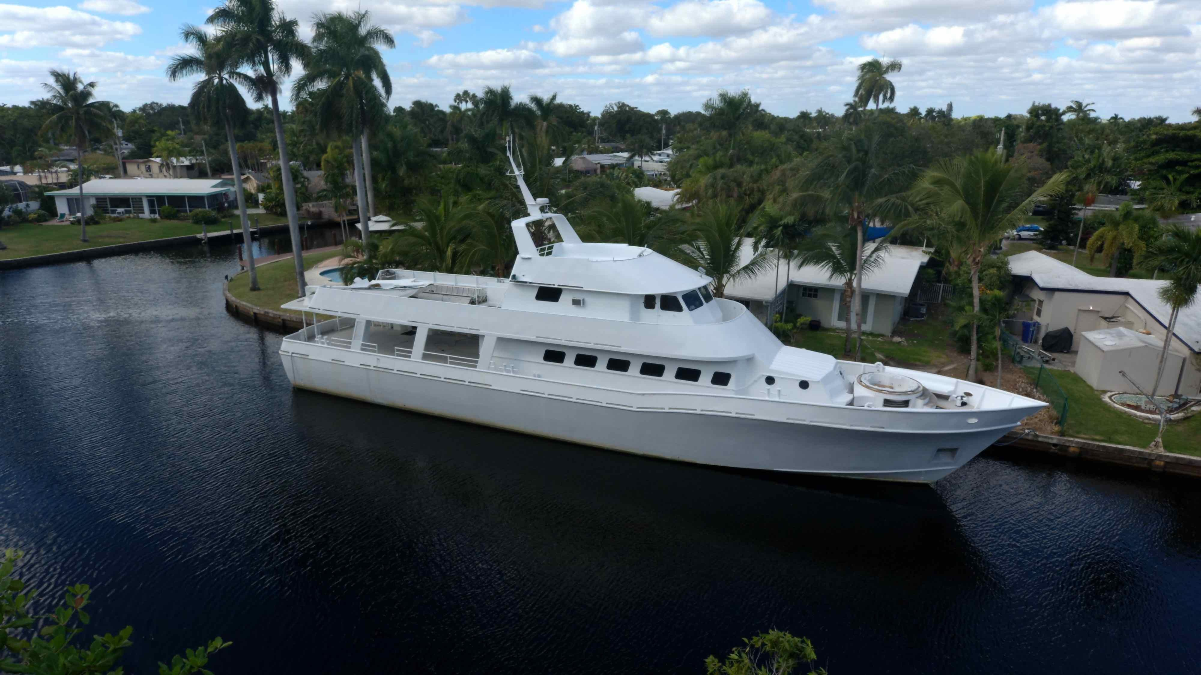 1968 102 ft Yacht For Sale   Allied Marine