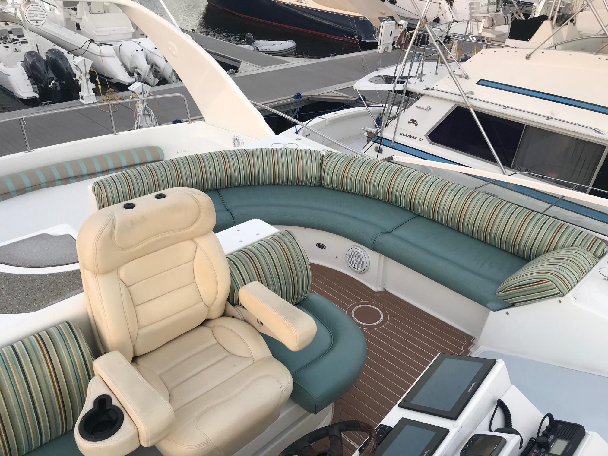 50 Cruisers Yachts 2001 Fort Lauderdale | Denison Yacht Sales
