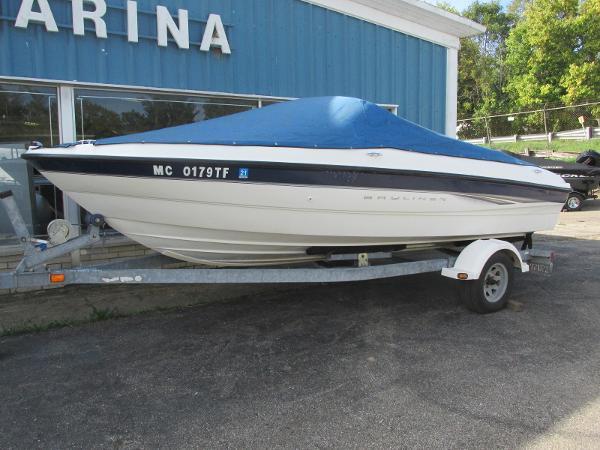 2003 BAYLINER 185 for sale