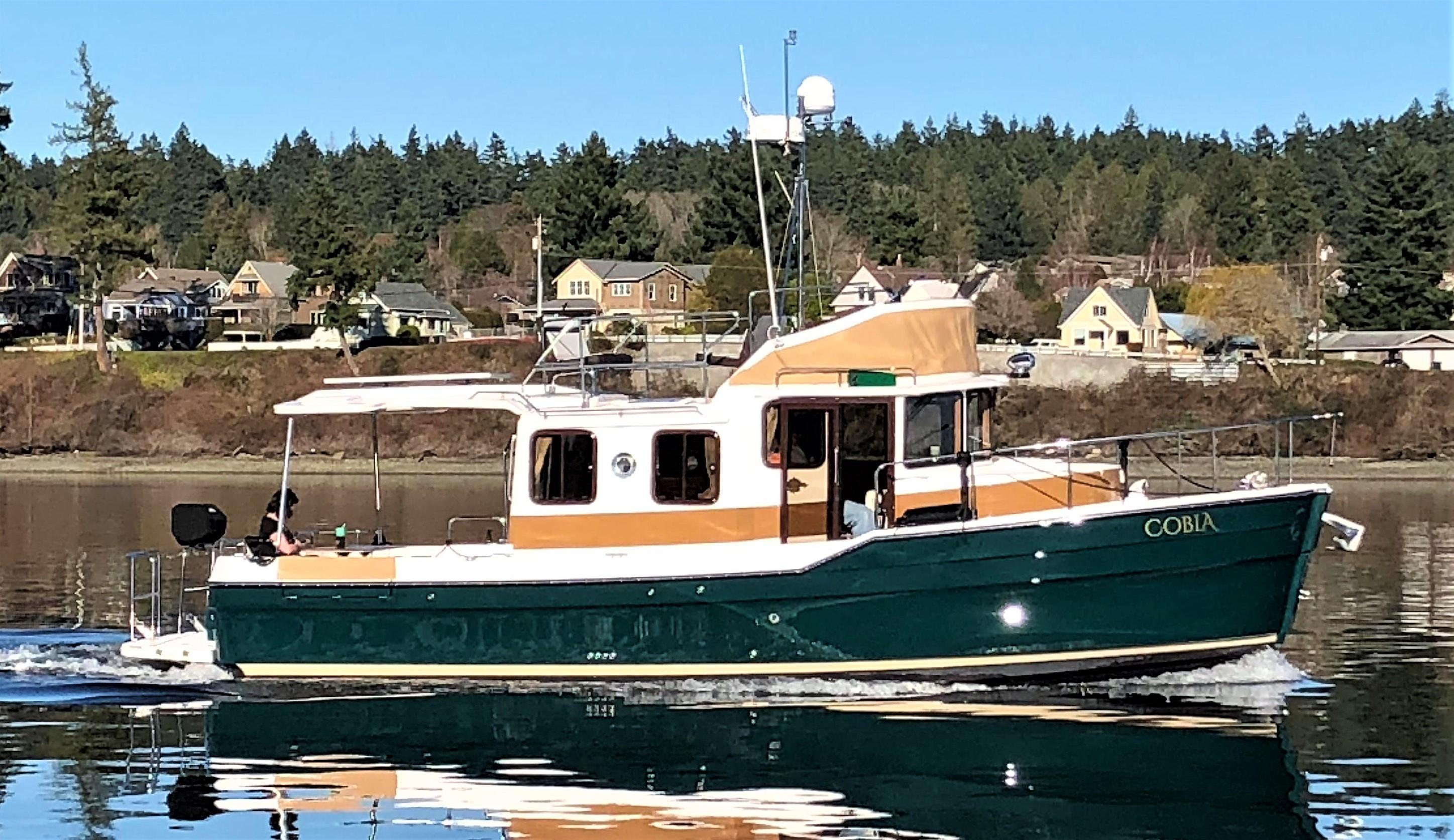 31' Ranger Tugs 2018
