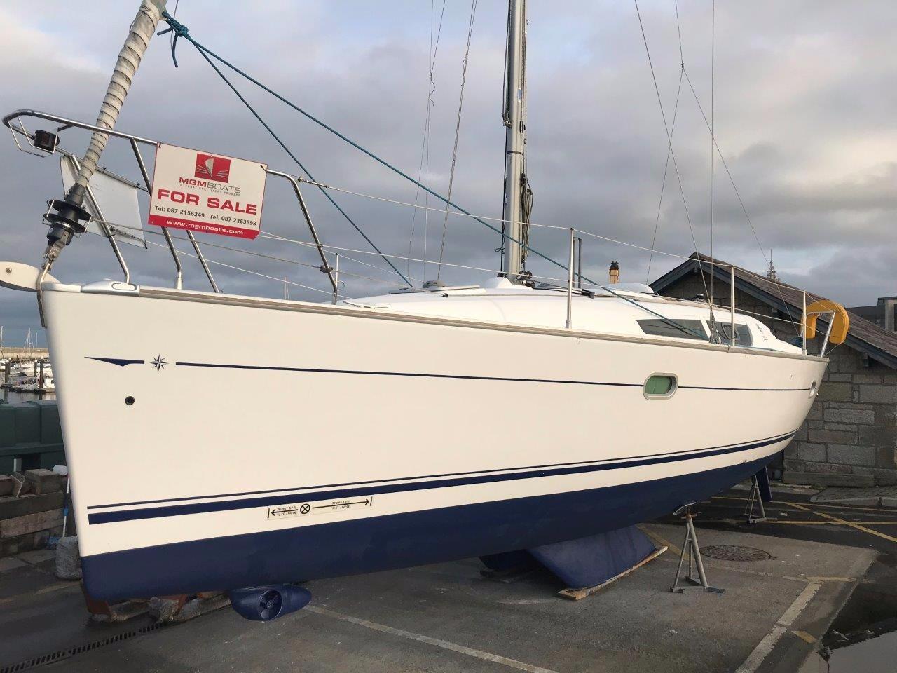 Mgm Boats Sun Odyssey 32i