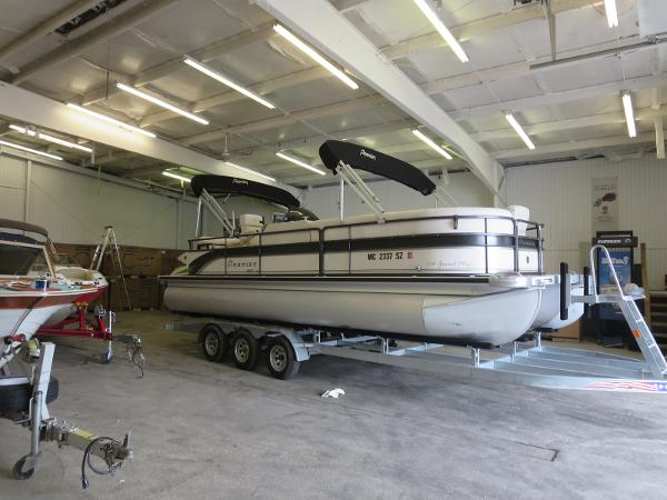 2008 Premier Pontoons 250 Grand Majestic Ltd