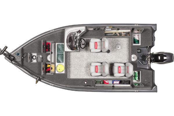 2015 Tracker Boats boat for sale, model of the boat is Pro Guide V-16 SC & Image # 17 of 19