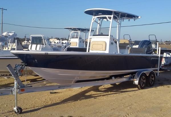 2018 SPORTSMAN BOATS 247 MASTERS for sale
