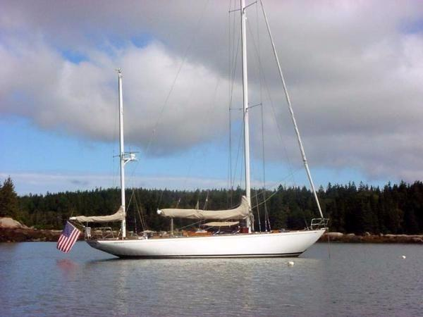 Abeking & Rasmussen Custom Yawl Purchase Buy