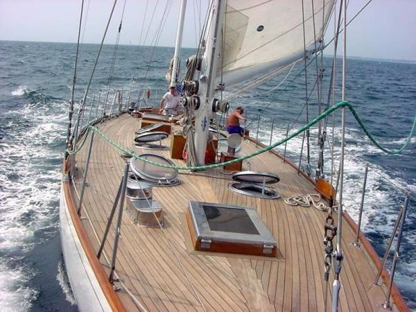 Abeking & Rasmussen  Yawl Purchase Sell