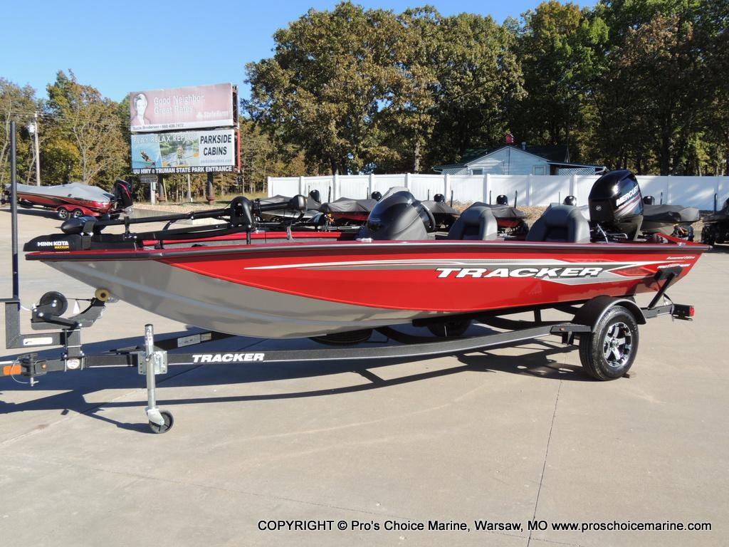 2019 Tracker Boats boat for sale, model of the boat is Pro Team 175 TXW Tournament Ed. & Image # 1 of 50