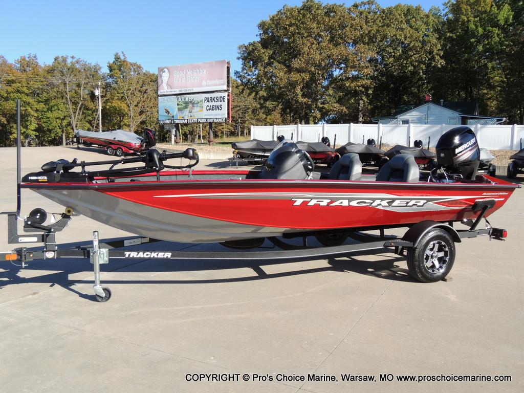 2019 Tracker Boats boat for sale, model of the boat is Pro Team 175 TXW Tournament Ed. & Image # 13 of 50