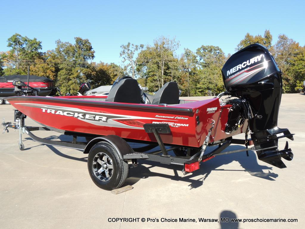 2019 Tracker Boats boat for sale, model of the boat is Pro Team 175 TXW Tournament Ed. & Image # 14 of 50