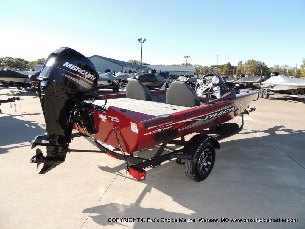 2019 Tracker Boats boat for sale, model of the boat is Pro Team 175 TXW Tournament Ed. & Image # 15 of 50