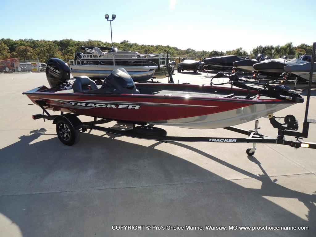 2019 Tracker Boats boat for sale, model of the boat is Pro Team 175 TXW Tournament Ed. & Image # 16 of 50