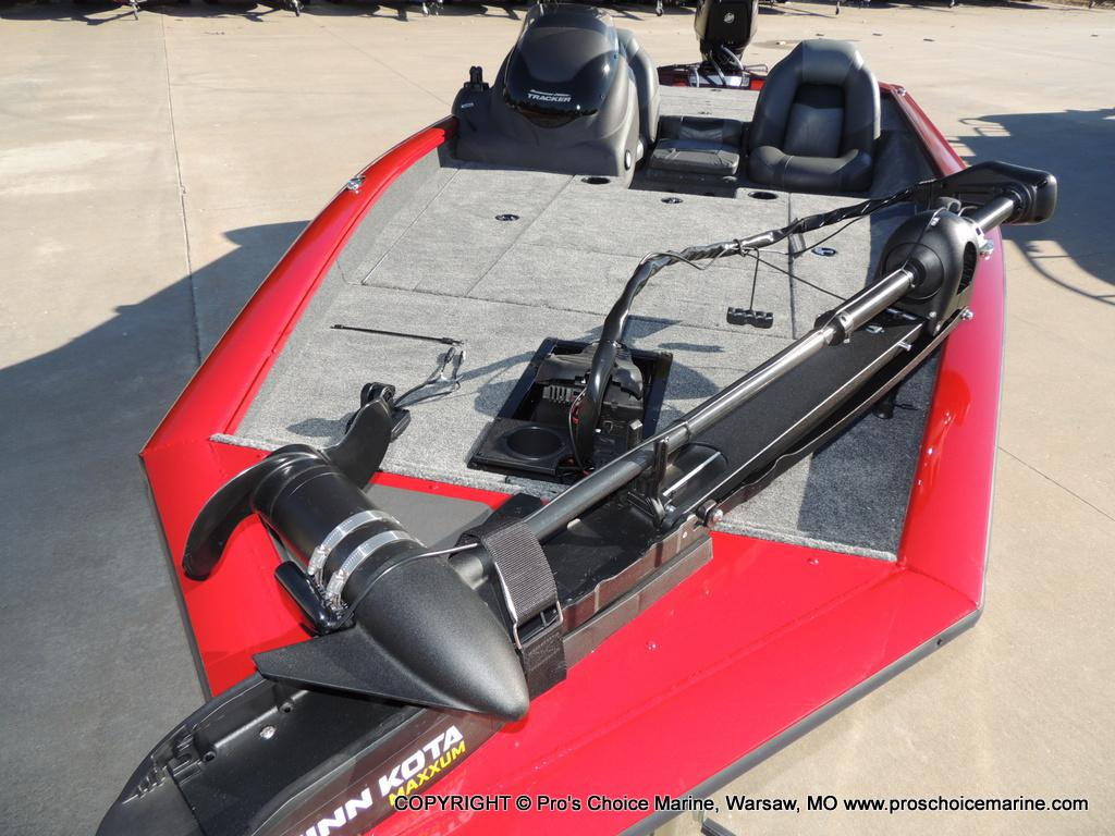 2019 Tracker Boats boat for sale, model of the boat is Pro Team 175 TXW Tournament Ed. & Image # 18 of 50