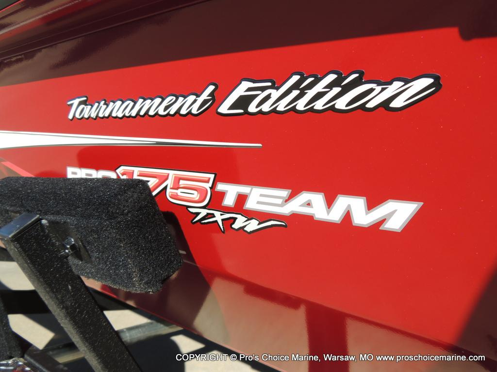 2019 Tracker Boats boat for sale, model of the boat is Pro Team 175 TXW Tournament Ed. & Image # 2 of 50