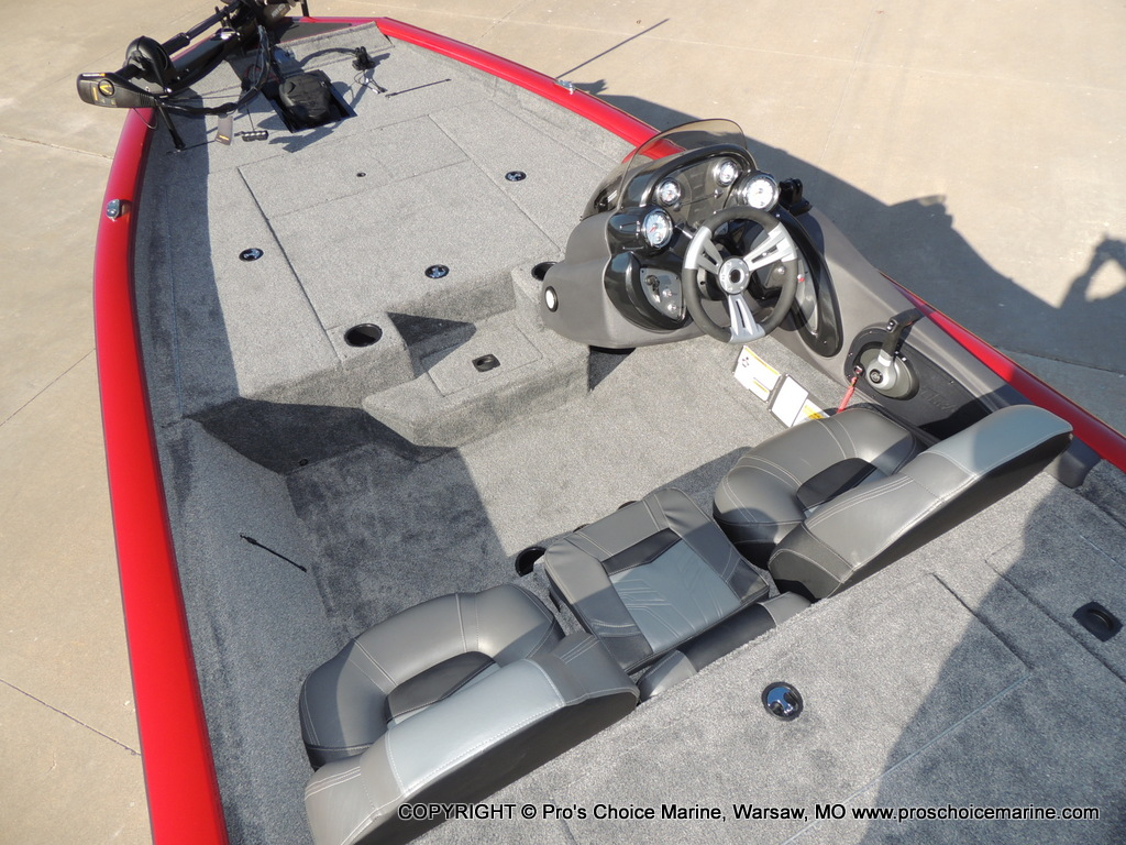 2019 Tracker Boats boat for sale, model of the boat is Pro Team 175 TXW Tournament Ed. & Image # 20 of 50