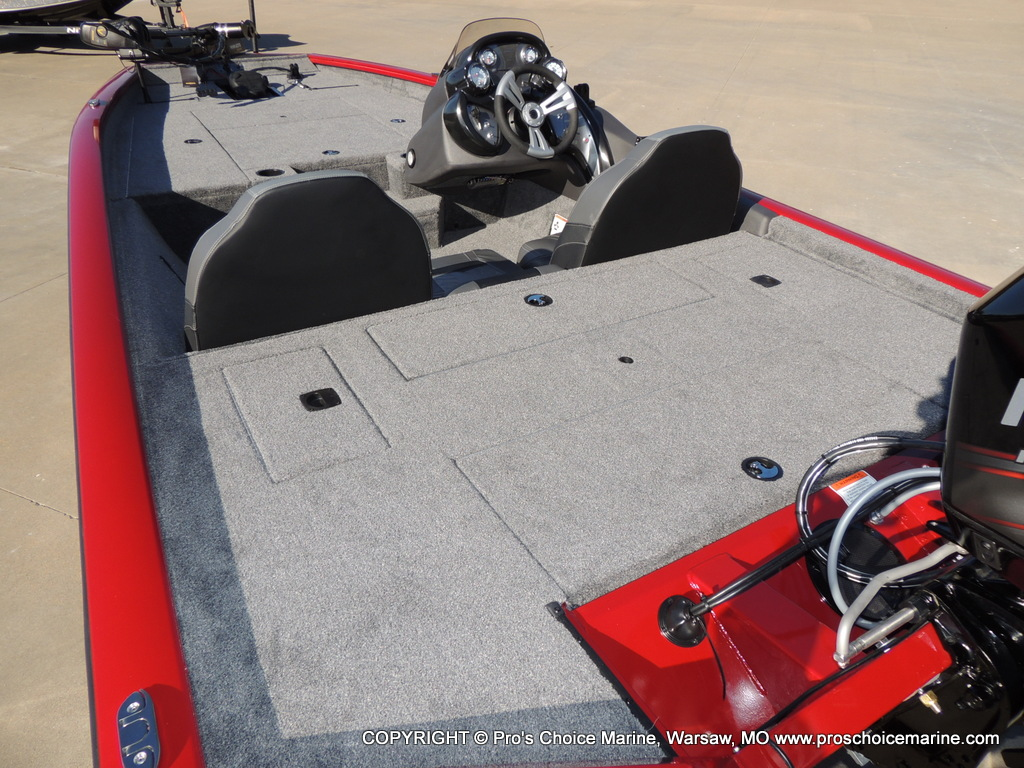 2019 Tracker Boats boat for sale, model of the boat is Pro Team 175 TXW Tournament Ed. & Image # 25 of 50