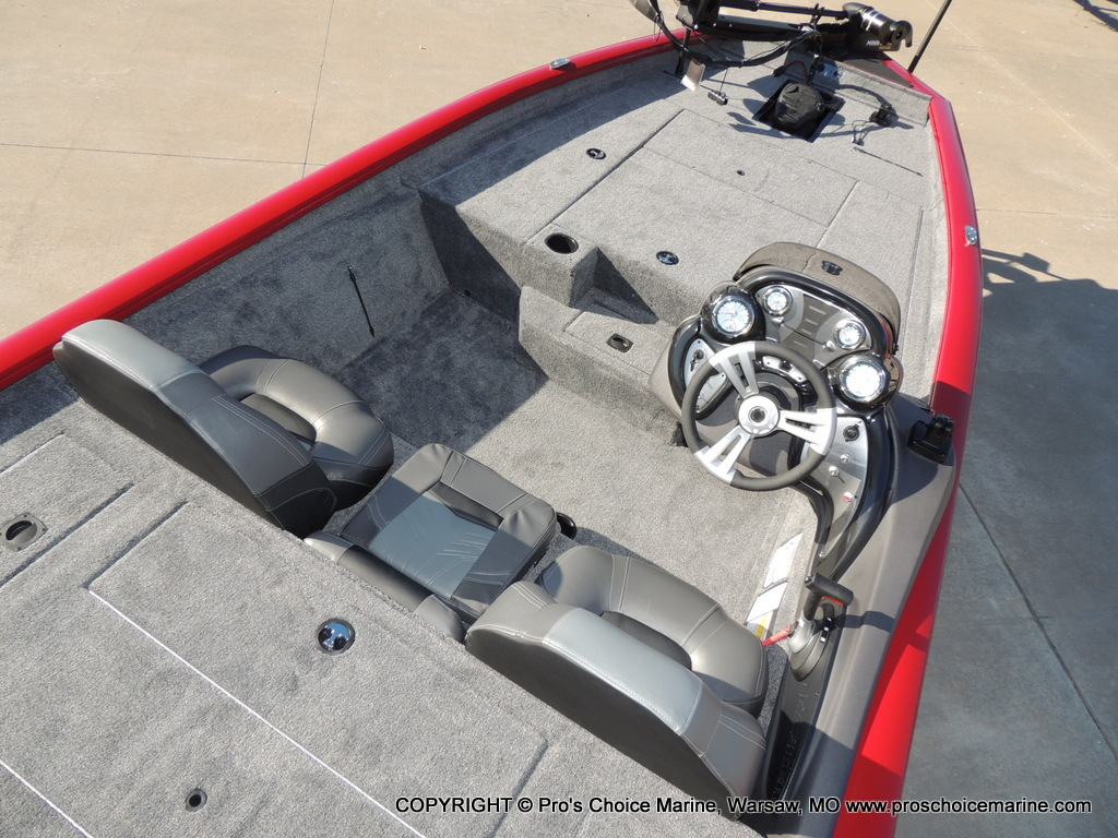 2019 Tracker Boats boat for sale, model of the boat is Pro Team 175 TXW Tournament Ed. & Image # 26 of 50