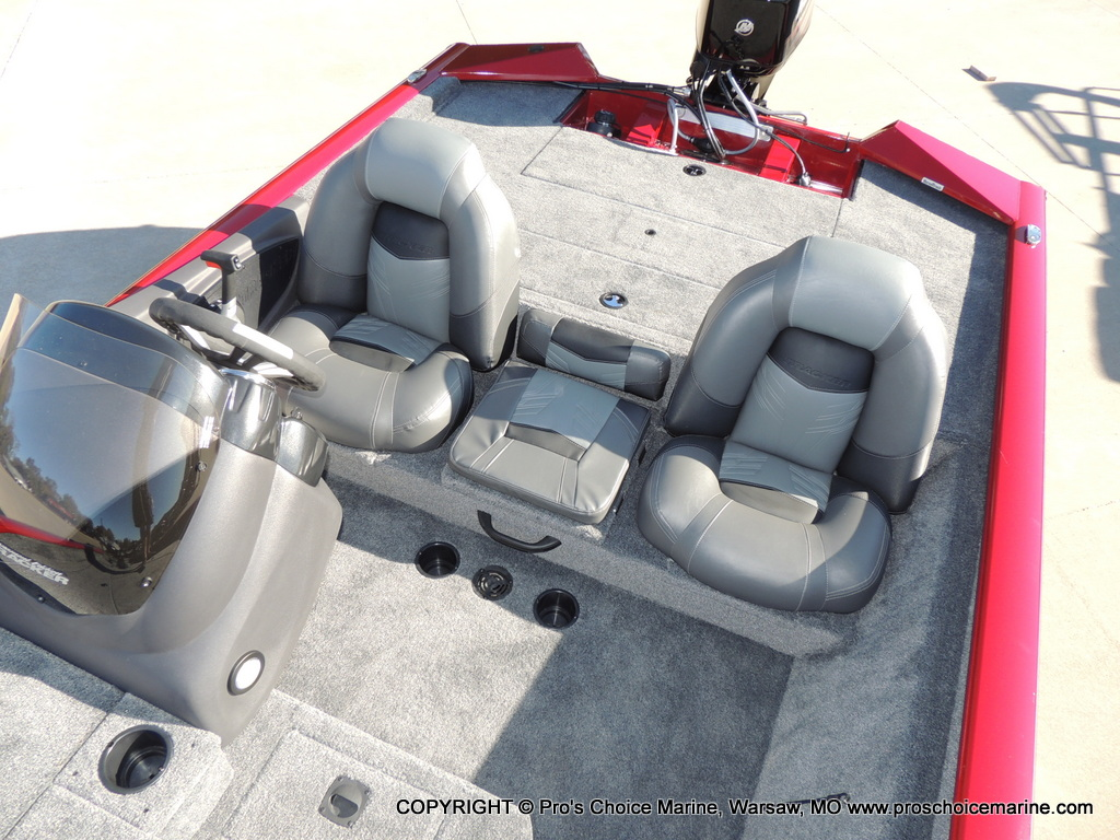 2019 Tracker Boats boat for sale, model of the boat is Pro Team 175 TXW Tournament Ed. & Image # 30 of 50