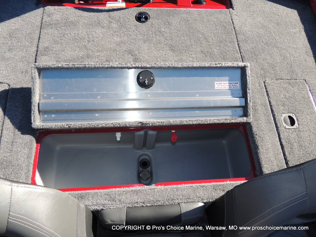 2019 Tracker Boats boat for sale, model of the boat is Pro Team 175 TXW Tournament Ed. & Image # 32 of 50