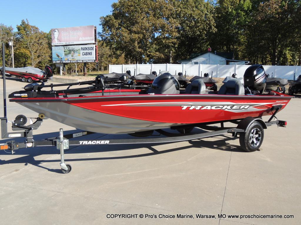 2019 Tracker Boats boat for sale, model of the boat is Pro Team 175 TXW Tournament Ed. & Image # 35 of 50