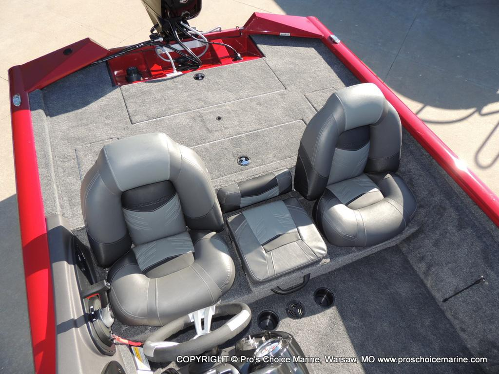 2019 Tracker Boats boat for sale, model of the boat is Pro Team 175 TXW Tournament Ed. & Image # 42 of 50