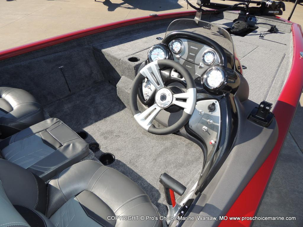 2019 Tracker Boats boat for sale, model of the boat is Pro Team 175 TXW Tournament Ed. & Image # 45 of 50