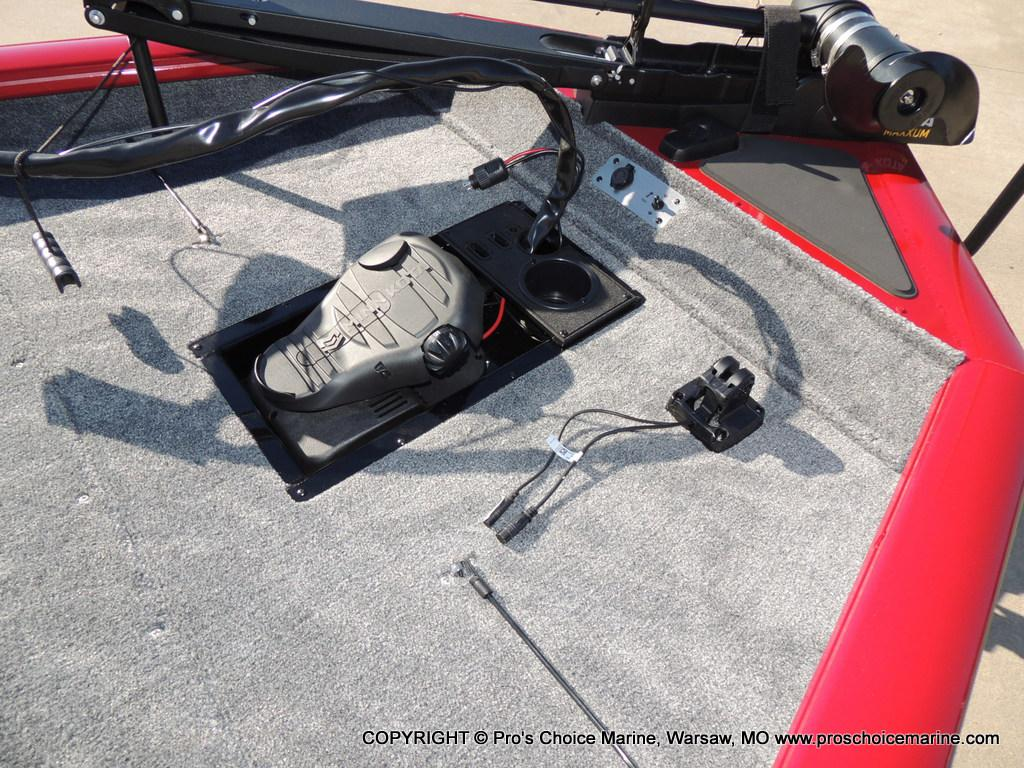 2019 Tracker Boats boat for sale, model of the boat is Pro Team 175 TXW Tournament Ed. & Image # 47 of 50