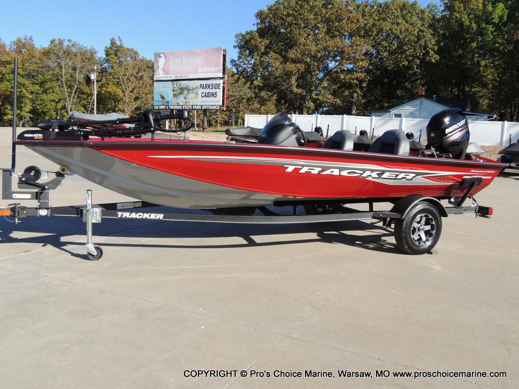 2019 Tracker Boats boat for sale, model of the boat is Pro Team 175 TXW Tournament Ed. & Image # 50 of 50