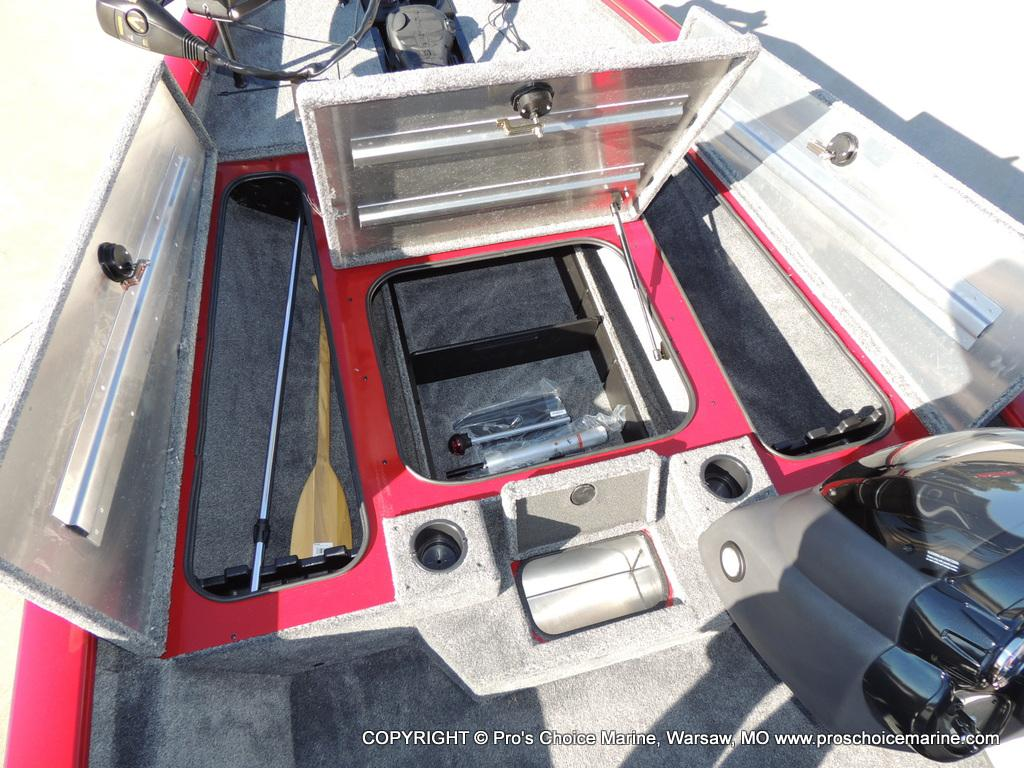 2019 Tracker Boats boat for sale, model of the boat is Pro Team 175 TXW Tournament Ed. & Image # 9 of 50