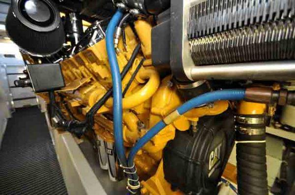 Port Engine Hours