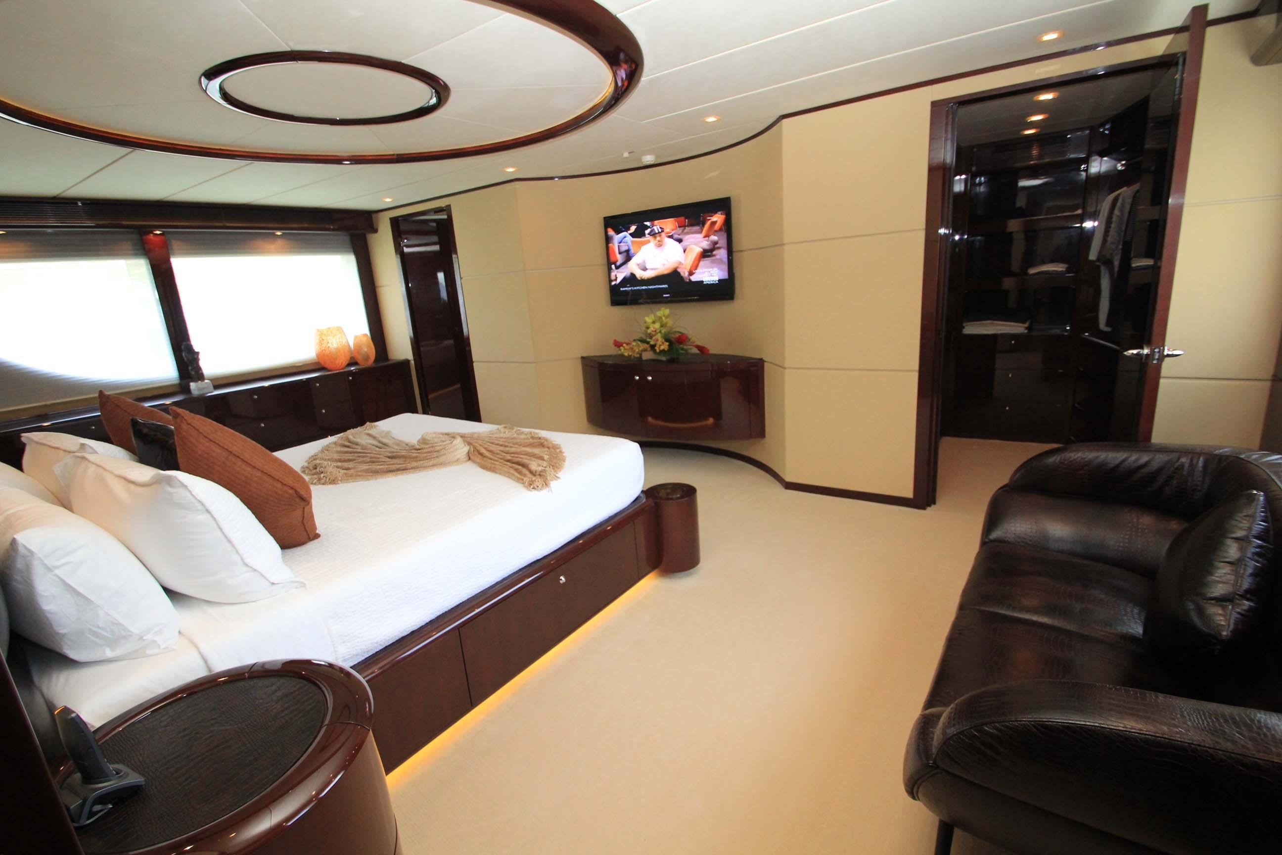 On Deck Master Suite