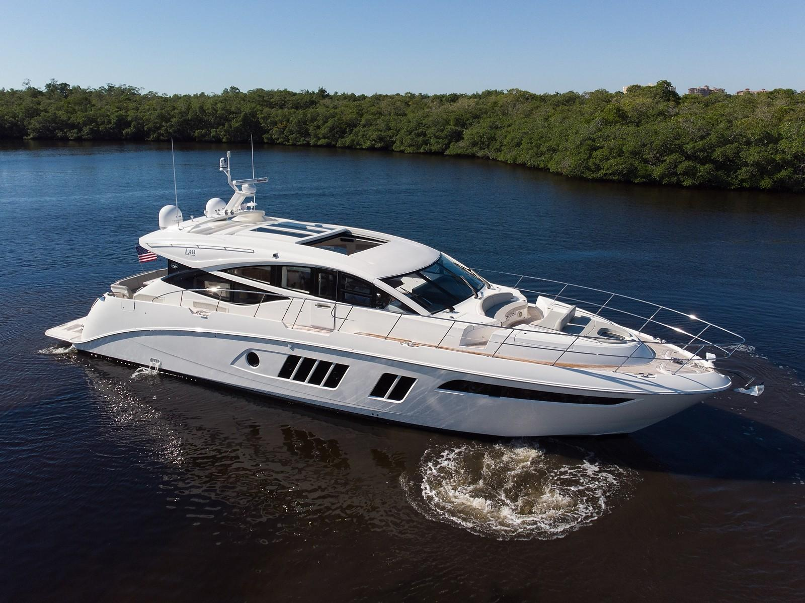 65 ft Sea Ray L650