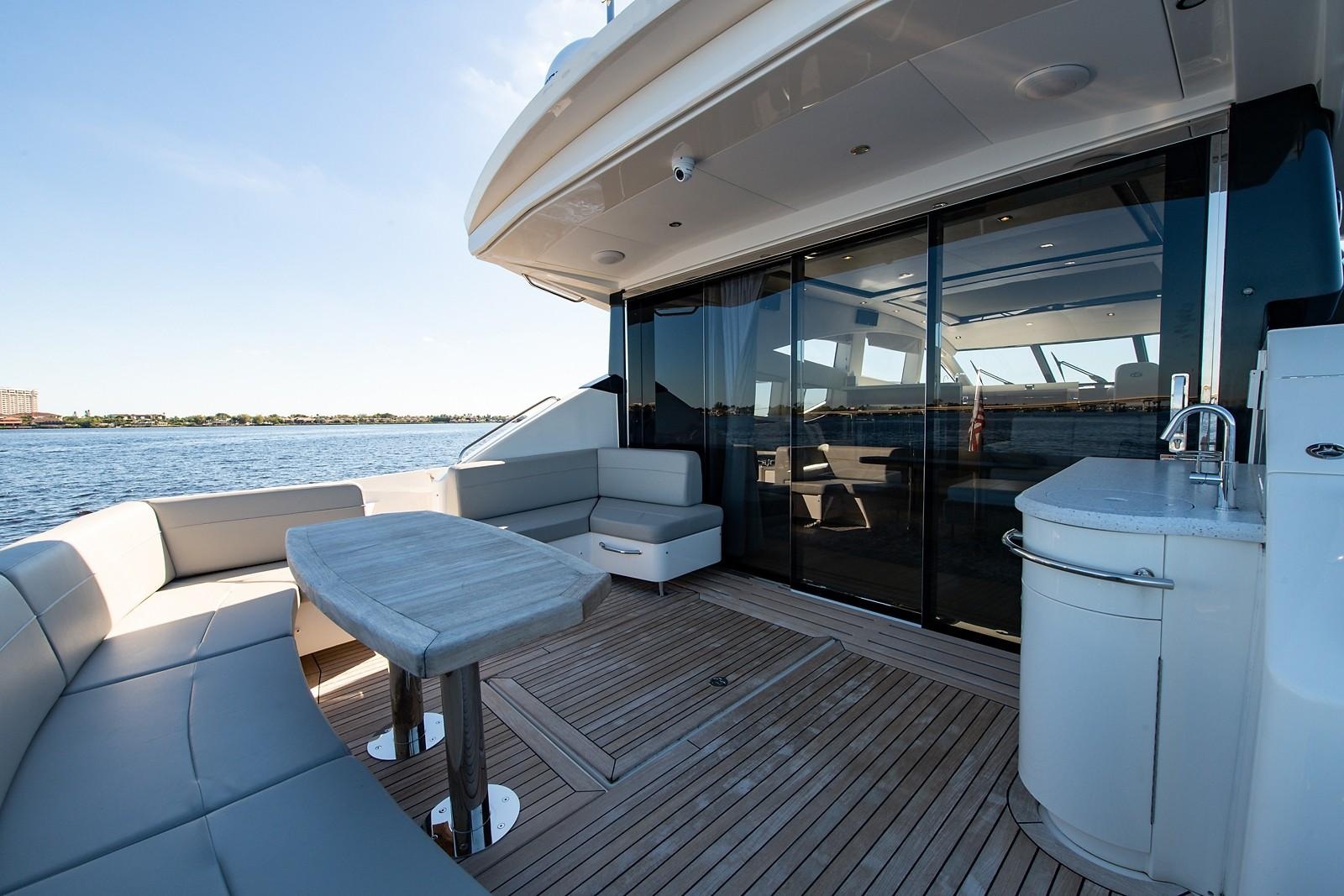 65 Sea Ray Chingona 2018 Ft  Myers | Denison Yacht Sales