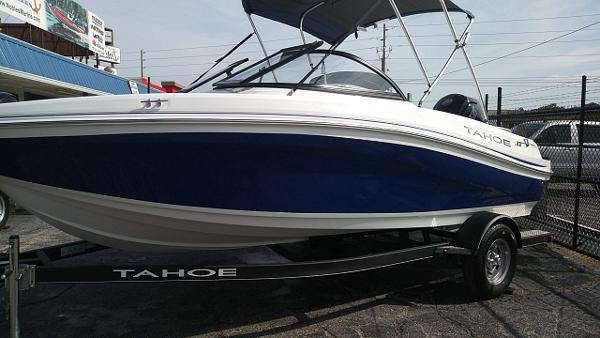 For Sale: 2019 Tahoe 450 Ts 18.42ft<br/>Nobles  Marine