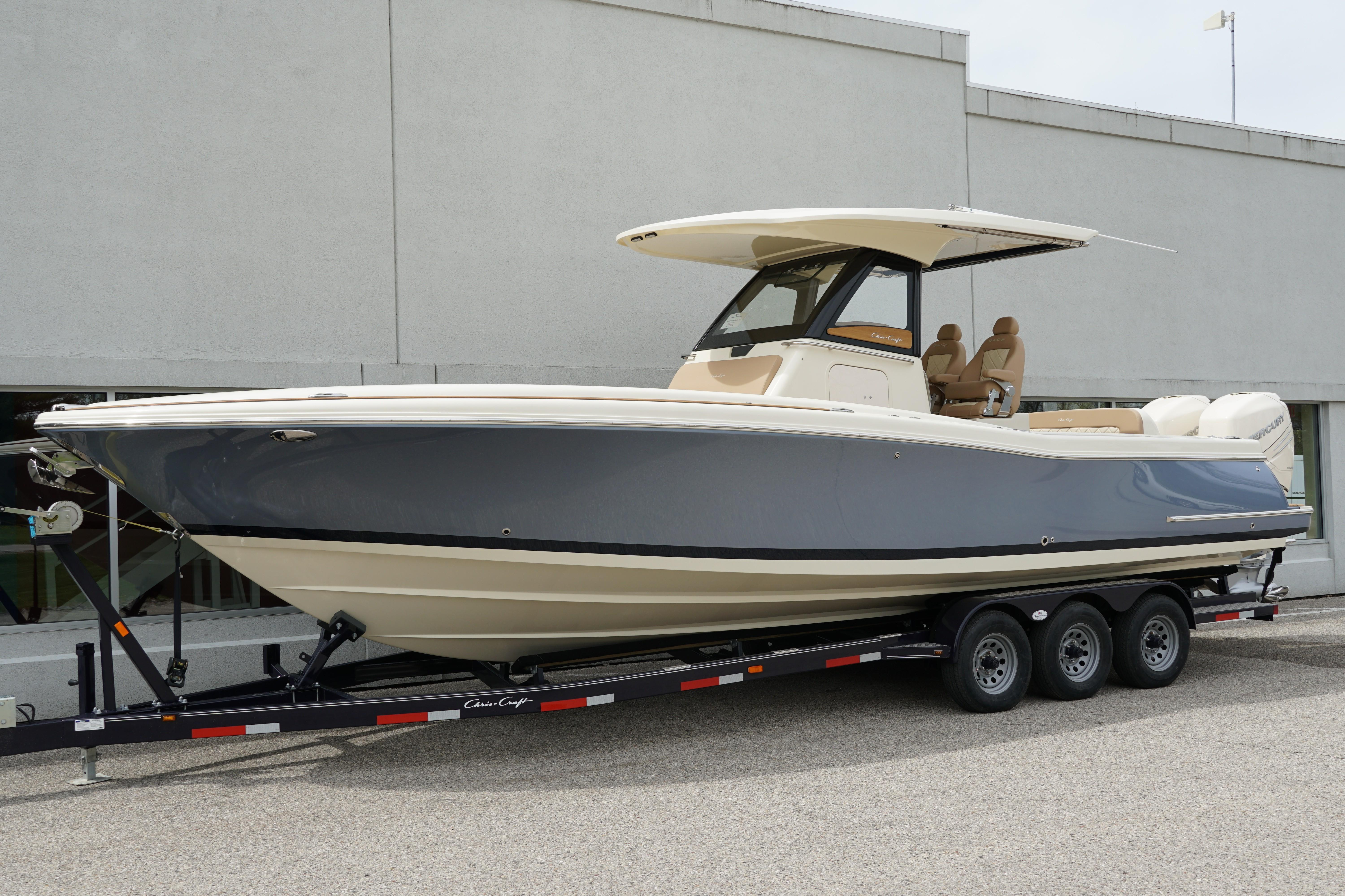 2019 Chris-Craft Catalina 30 Williams Bay, Wisconsin - Gage